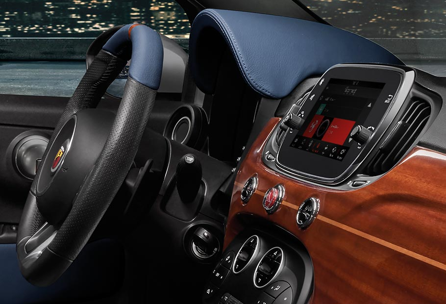 nouvelle abarth 695 rivale i s rie sp ciale abarth. Black Bedroom Furniture Sets. Home Design Ideas
